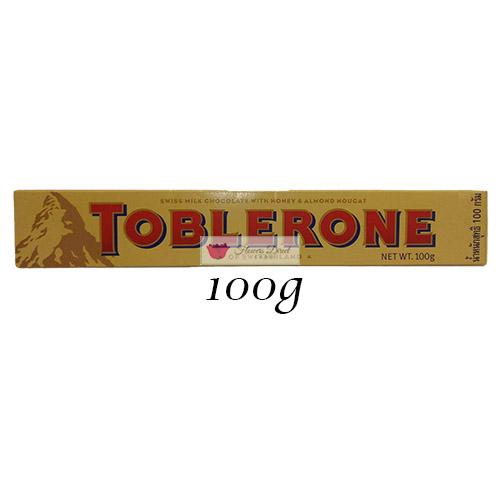 Toblerone Milk Chocolate candy 100g