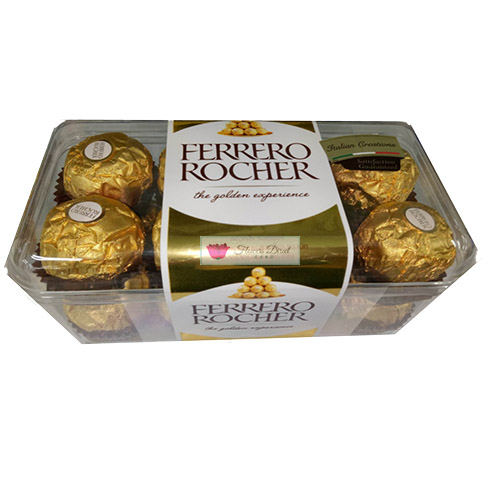 Ferrero chocolate candy 16 count