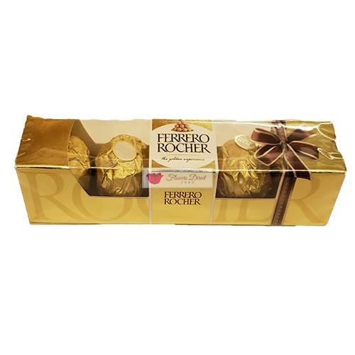 Ferrero chocolate candy 5 count