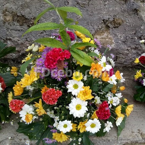 cheap funeral flowers cebu by fdcebu