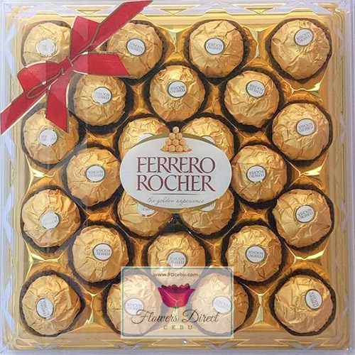 Ferrero chocolate candy 24 count