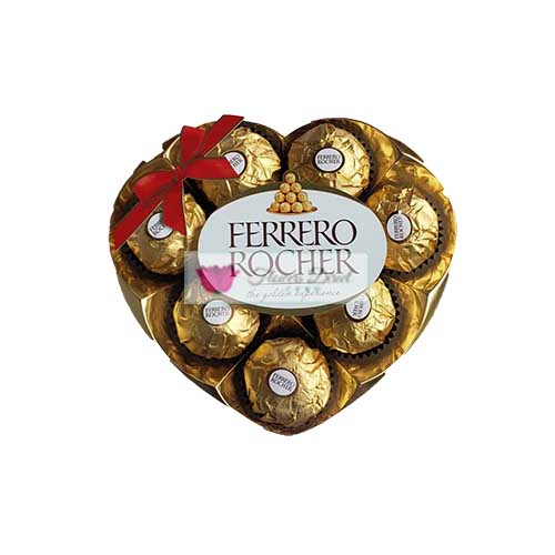 Ferrero Rocher Heart Chocolate Cebu