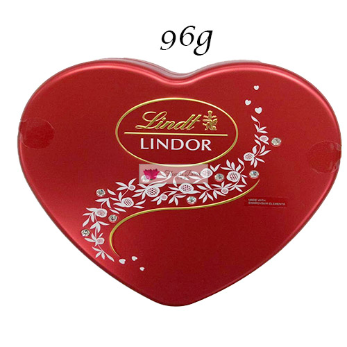 Lindt Lindor Chocolate Cebu candy 96g.