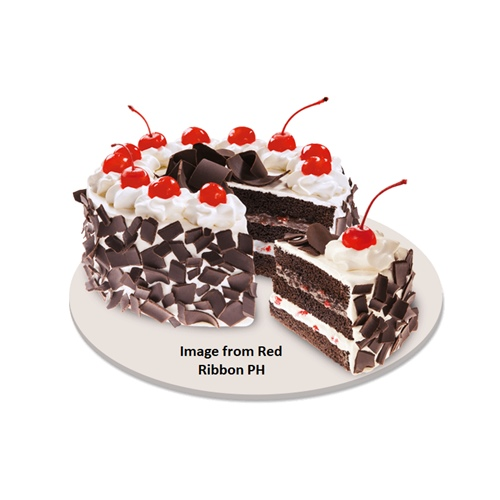 Black Forest Cake Delivery Cebu fdcebu