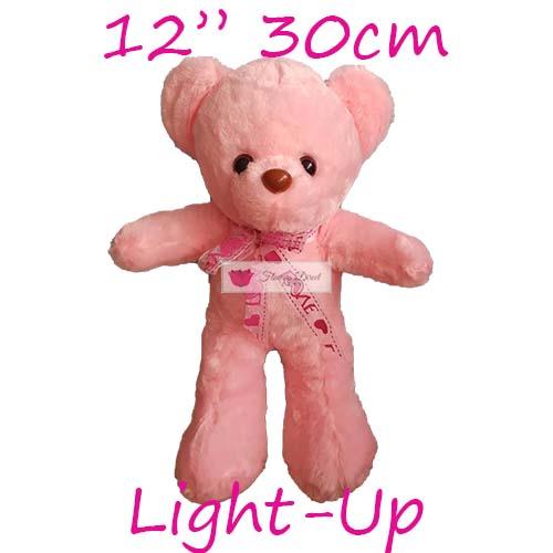 stuffed animal pink fdcebu