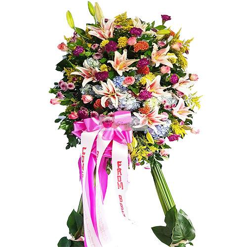Flower Stand Cebu Flower arrangement for any special event with varieties of flowers
