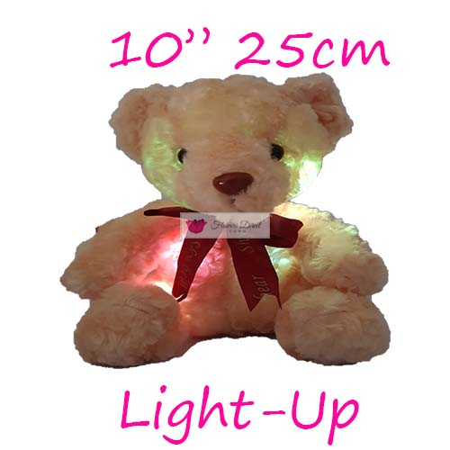 "Brown teddy bear cebu, Similar products that are also available; Light up Teddy Bear 8"", 12"", 18"" and 24"". Brown teddy bear cebu."