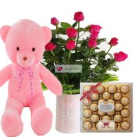 Flower & Gift Sets