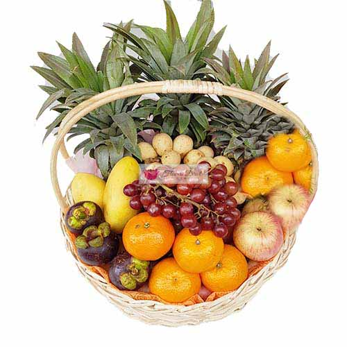 Fruit Basket Cebu Delivery, From small to large and different types of fruit like banana, apple, pineapple, mango, grapes and oranges. Choose your option based on your liking and budget. Have a special request? Just let us know.