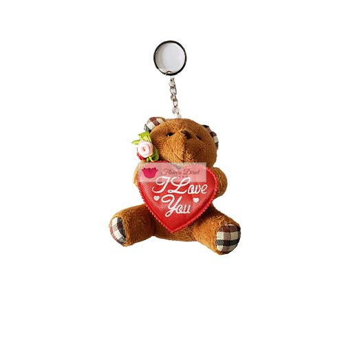 Key Chain Love Bear