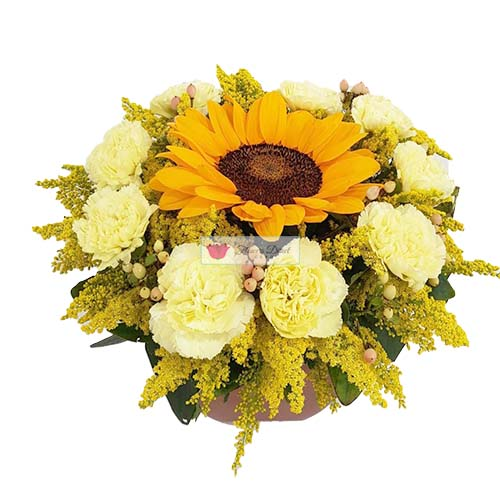 SunBurst Flowers Cebu