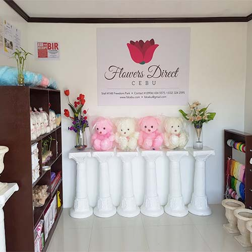 Florist in Cebu city Philippines by Flowers Direct Cebu