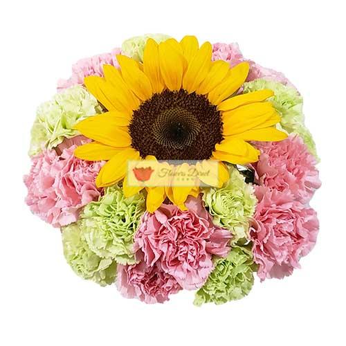 cebu sunrise flowers by fdcebu