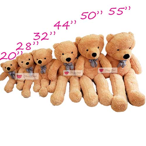 Giant Teddy bear Cebu Philippines giant stuffed available in different sizes. Giant Teddy bear in the picture is the actual product you will receive. Color may vary slightly due to different viewing screens. Measurements are actual, not estimate. Limited stock.
