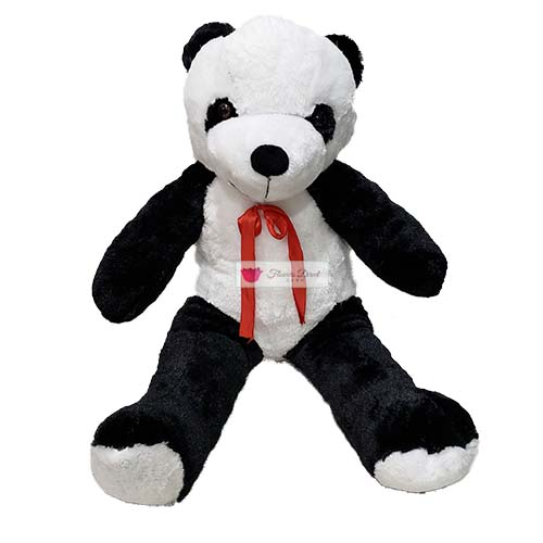 Panda Bear Cebu Panda bear Cebu giant stuffed available in different sizes. Bears are soft and cuddly so they will have someone when you are not there. 60cm - 24 inch 80cm - 32 inch 100cm - 40 inch 120cm - 48 inch 140cm - 55 inch