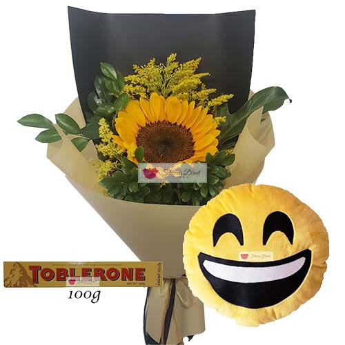 Flower and Gift set Cebu d