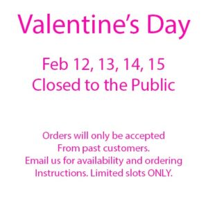 Valentine's Day FdCebu