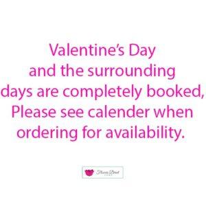 V Day Booked FdCebu